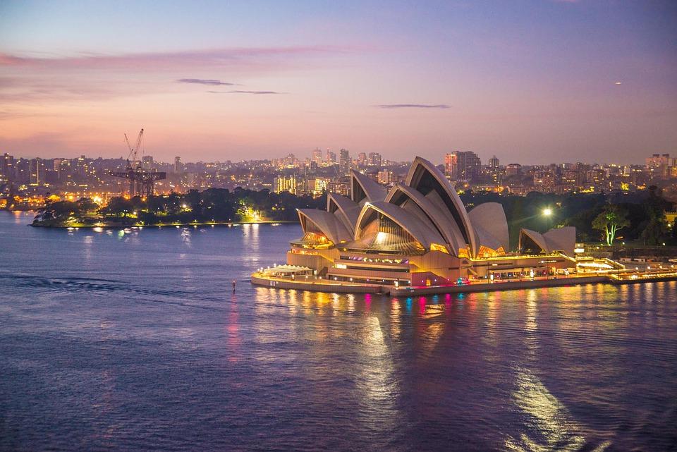 Страна Австралия