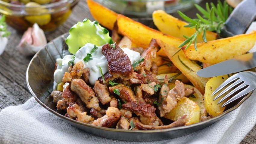 Греческая еда