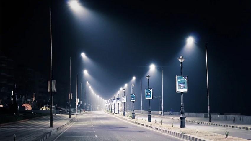 Пустой город