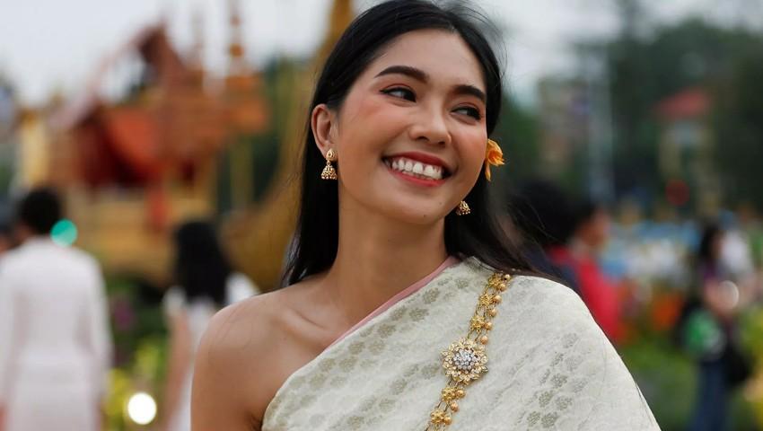 Улыбка в Таиланде