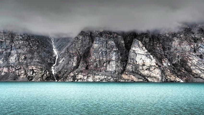 остров баффинова земля