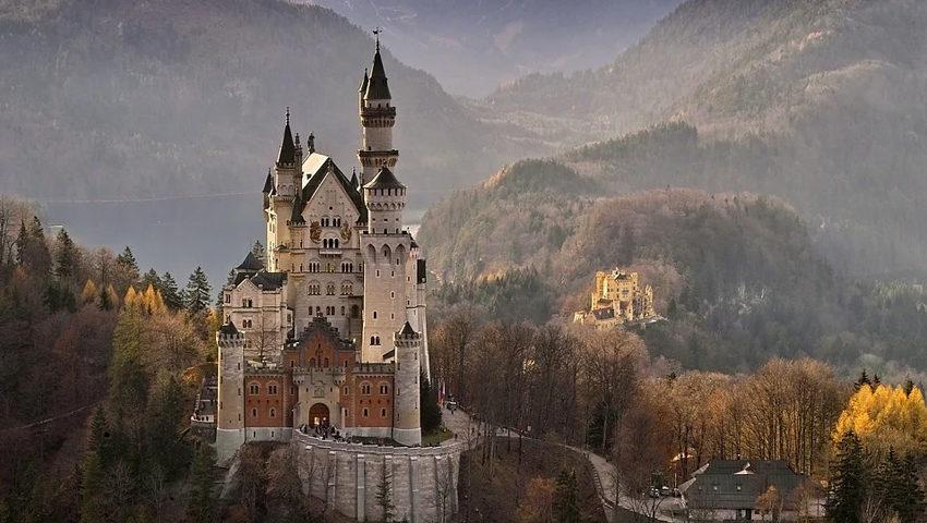 Южная Германия